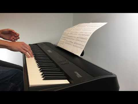 Chopin - Nocturne op9, nº2 - Piano cover