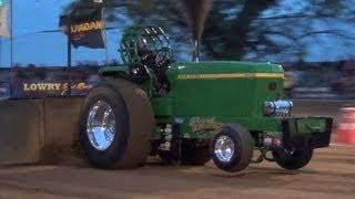 Pro-Farm tractors, Shelbyville Ky 10-6-12