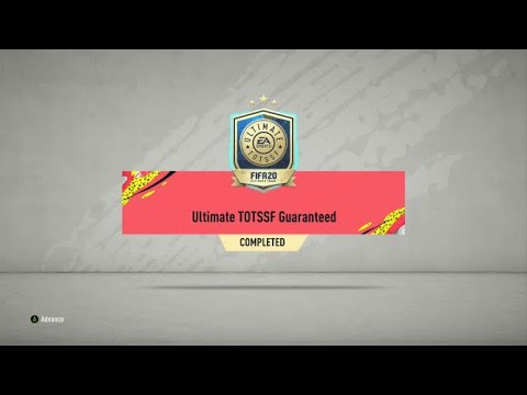 GUARANTEED ULTIMATE TOTSSF SBC COMPLETED FIFA 20 Ultimate Team