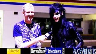 Black Veil Brides Interview Andy Six UNCUT 2011