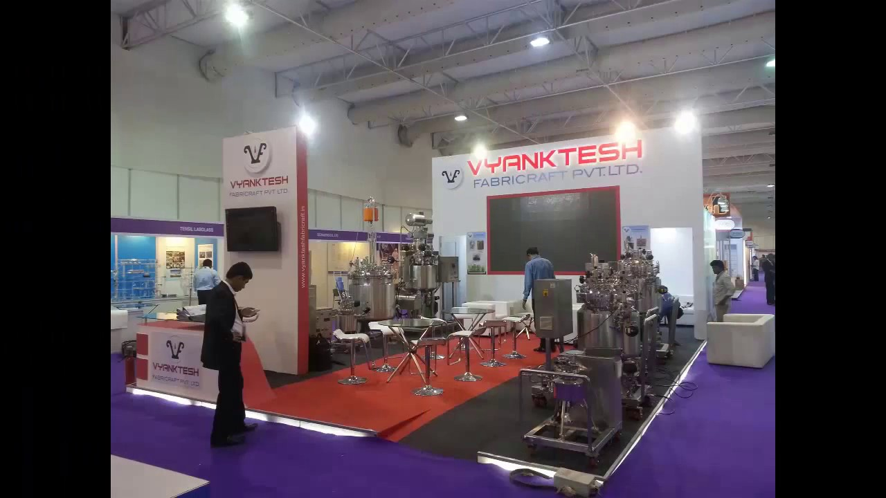 Exhibition Stall Fabricators In London : Exhibition stall fabricator in india spectra creatives youtube