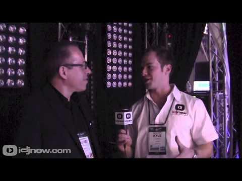 NAMM 2013 | American DJ Micro Phase | idjnow