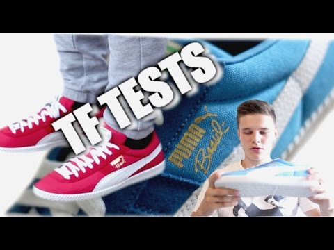 Puma Brasil, The Perfect Freestyle Shoe? | TF TESTS