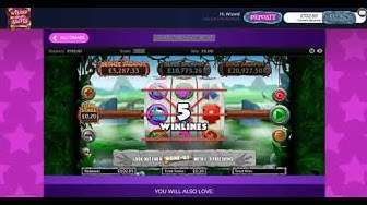 Rolling Stone Age Slot Game on Wizardslots.com