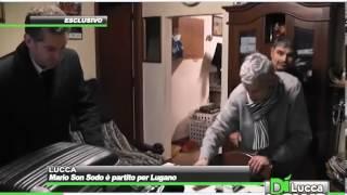 Mario Son Sodo è partito per Lugano - Dì News - 7 febbraio 2014