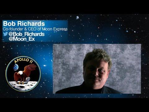 #Apollo45 | Bob Richards