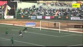 Résumé de la finale de la coupe du Sénégal:  Casa-Sport - Génération Foot (3-4)