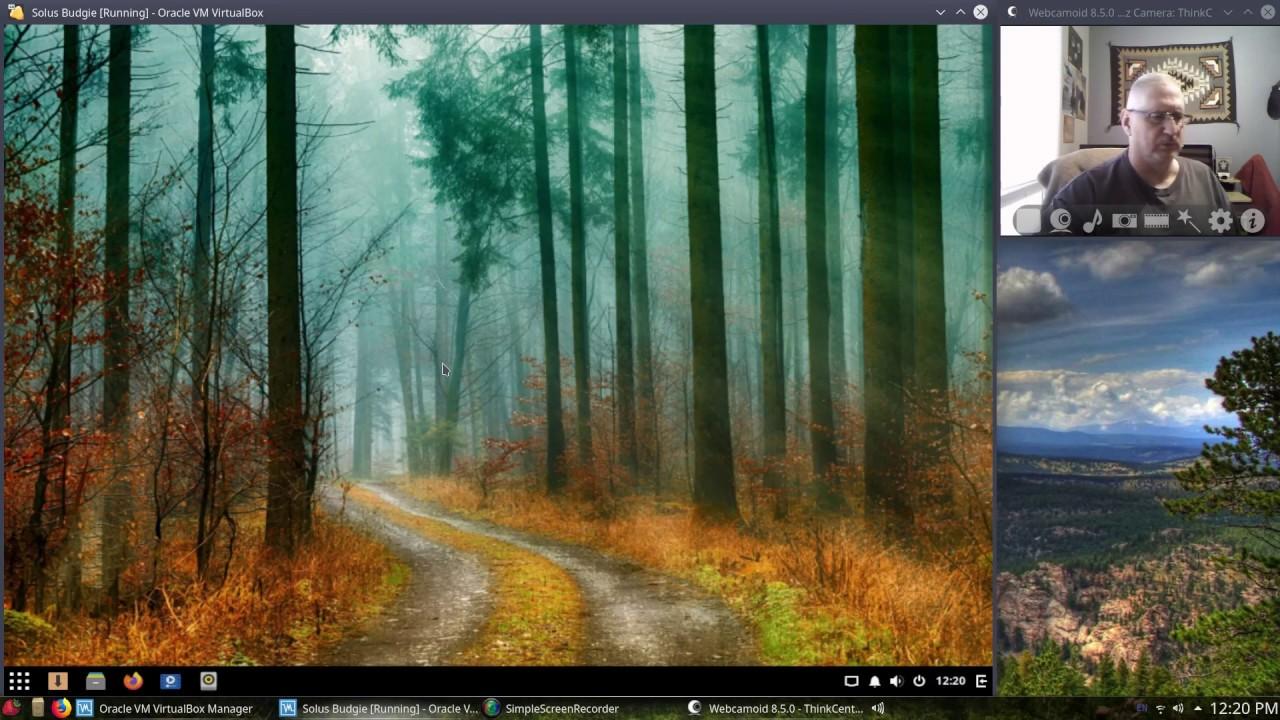 Windows 10 vs Solus 4.1 Budgie.