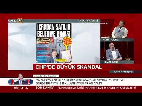 CHP'li belediye binası icradan satılık!
