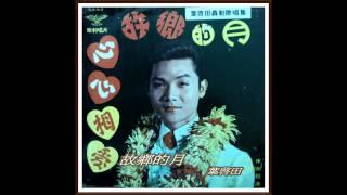 葉啟田-故鄉的月(1968年 民國57年泰利唱片初版)河邊月色/大利根月夜