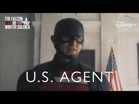 John Walker Becomes U.S. Agent – 1×06 The Falcon and the Winter Soldier | Marvel Scenes