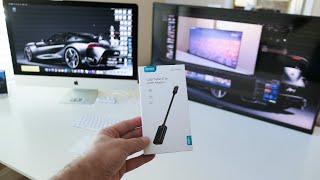Gambar cover USB-C to HDMI Adapter - 4K 60hz External Monitor - Imac Macbook Pro