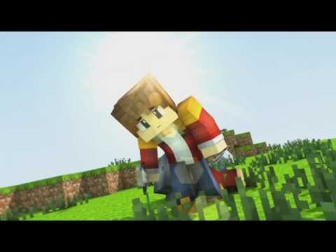 TOP 5 Minecraft Intro Templates + Free Download [C4d,AE,Blender]