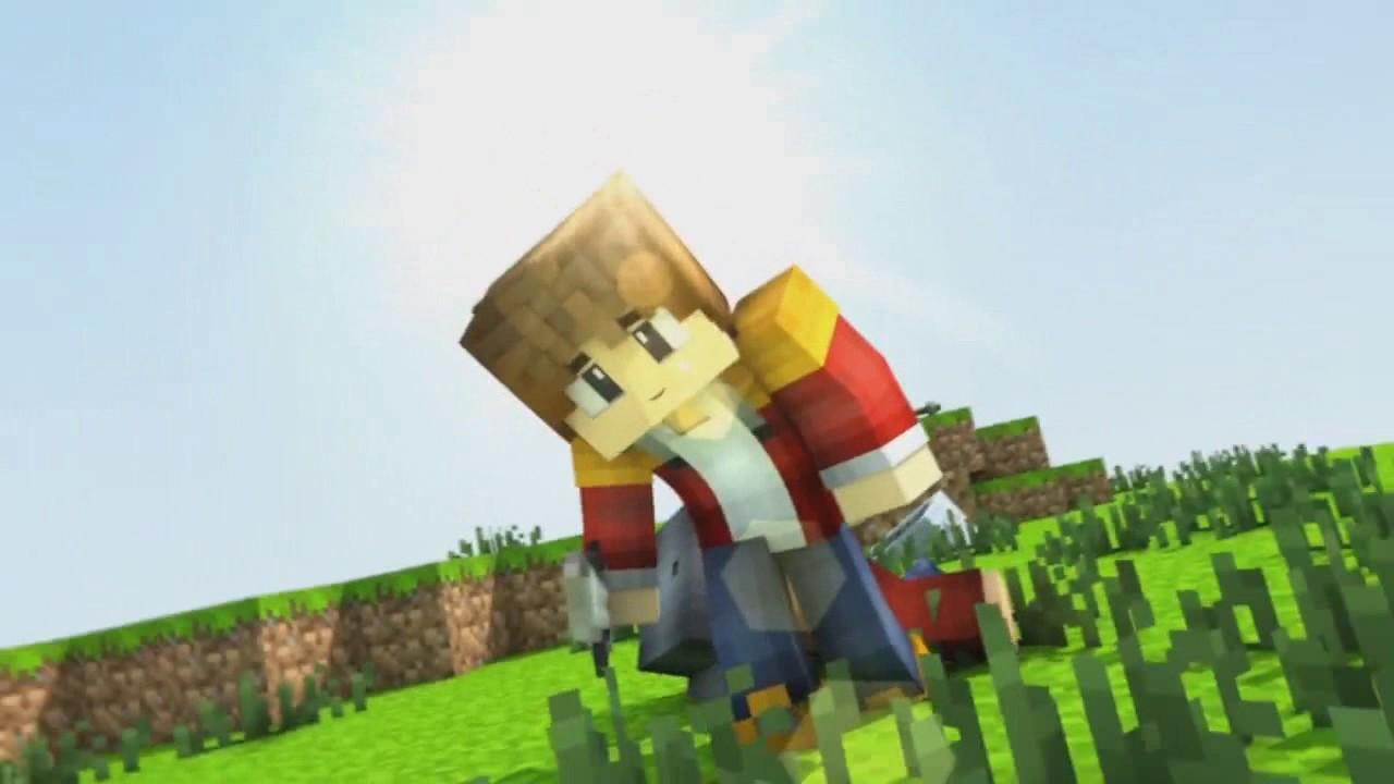 TOP 5 Minecraft Intro Templates Free Download C4dAEBlender YouTube