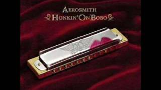 Watch Aerosmith The Grind video