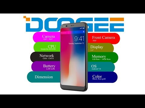 doogee  detailed specification review rating youtube