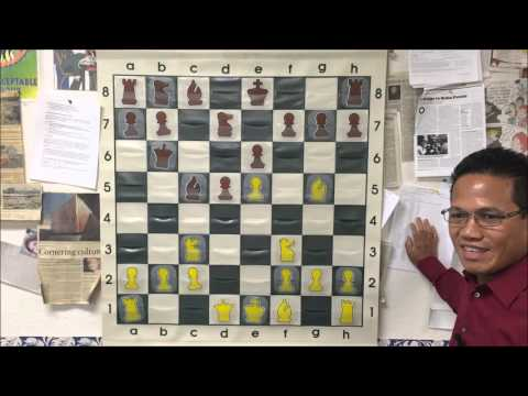 USCF National Master Ruben Analyzes The Jackal Attack