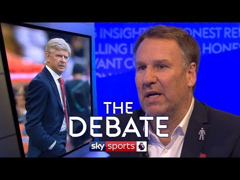Arsenal chairman booed at AGM! | Paul Merson & Andy Townsend | The Debate