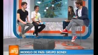 Vivo en Argentina - Modelo de país: Grupo Bondi - 31-05-12