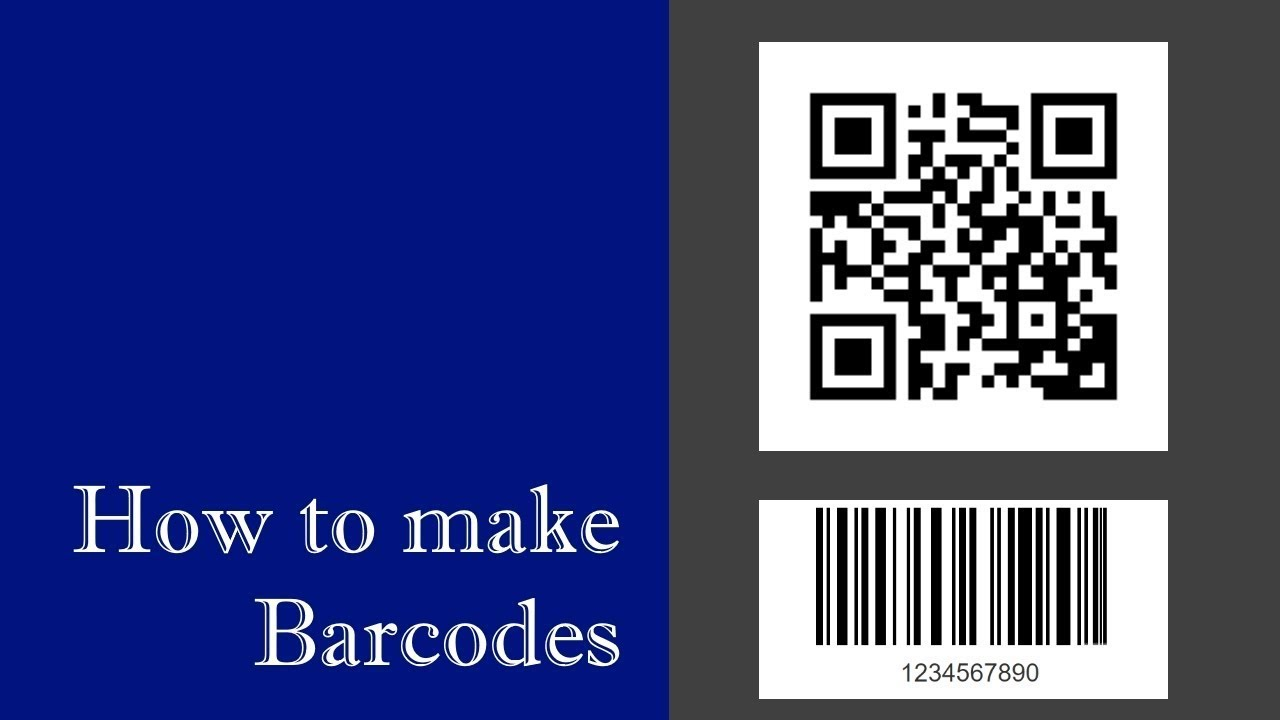 Berry Wing - Barcode Generator