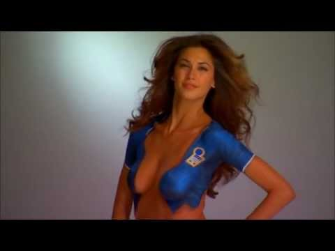 Melissa Satta Bodypainting - Video Player - 2010 Sports Illustrated ...
