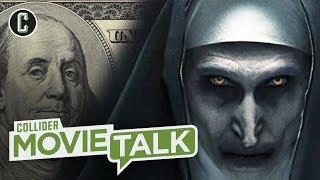 'The Nun' Conjures Up a Franchise-Record $53 Million - Movie Talk