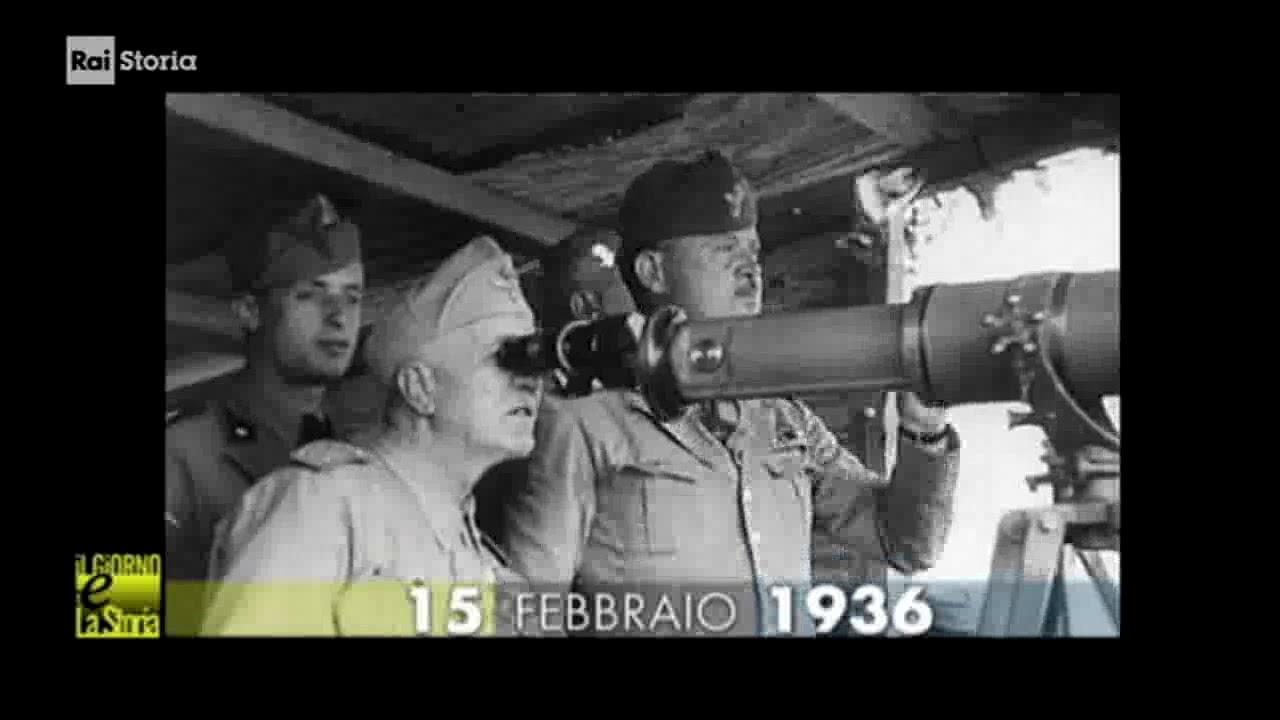 invasioni & Storia) 15 febbraio 1936 Etiopia: battaglia di Amba ...