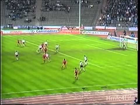 Bayern Munich Vs Hearts (2-0) (15-03-1989)