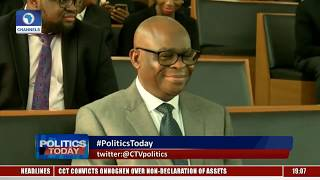 Olaopa, Idahosa React To Onnoghen's Conviction |Politics Today|