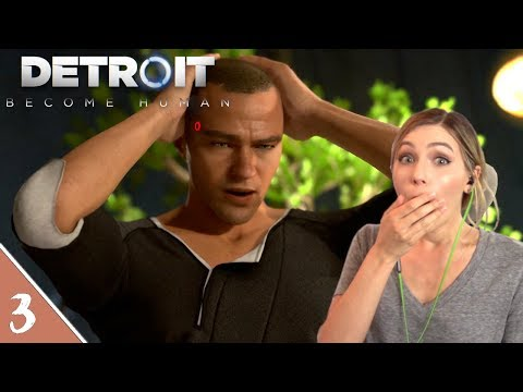 What Did I Do!?   Detroit Become Human Pt. 3   Marz Plays