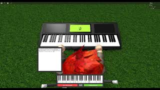 Call me maybe Roblox piano *sheets in desc*