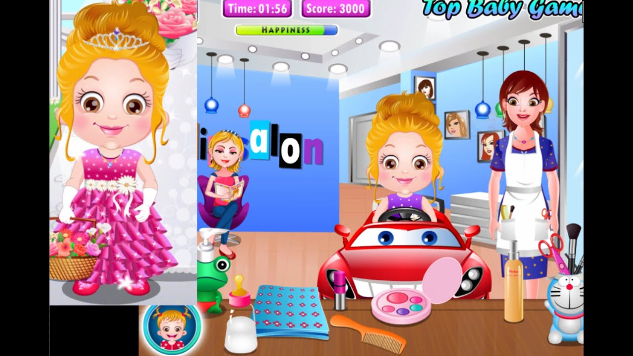 Baby Hazel Flower Girl Baby Hazel Games To Play Yourchannelkids Youtube