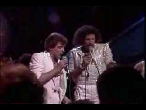 Frankie Valli 1978 Grease & The Commodores