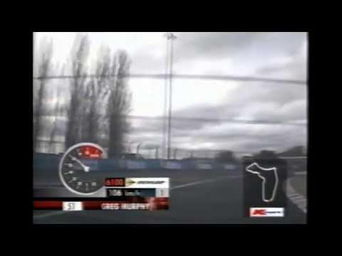 2002 V8 Supercars - Canberra 400 - Inside Line with Greg Murphy