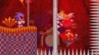 Give up and not give up screens: Sonic.exe The Spirits Of Hell