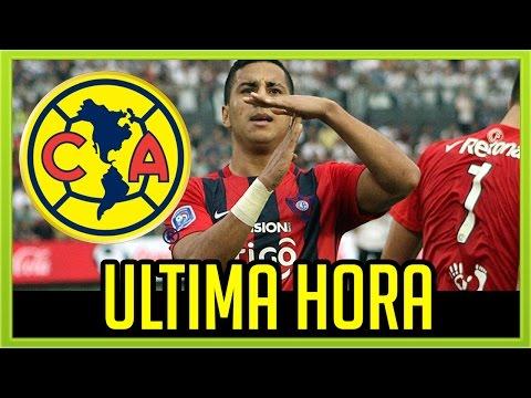 Cecilio Dominguez Nuevo Jugador del Club America