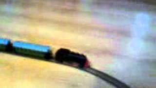 Моя железная  дорога.3gp(Детская железная дорога Юниор 3, производства ГДР в рабочем состоянии Практически полной комплектации..., 2012-12-16T15:03:08.000Z)