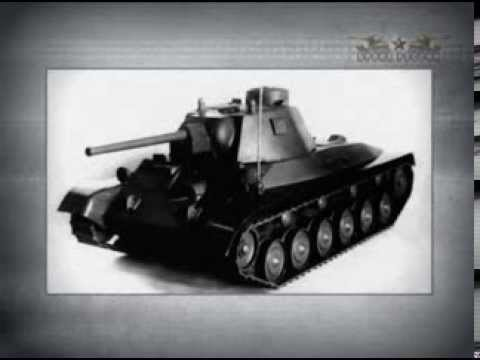 Броня России Танки годов 1941-1945 Видео для танкистов World of Tanks