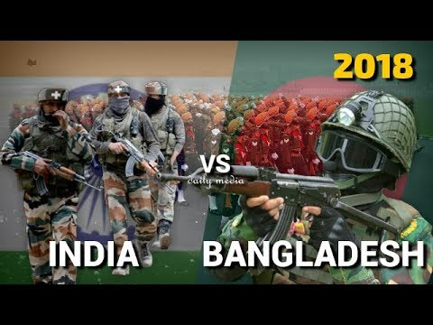 India vs Bangladesh - Military Power Comparison 2018