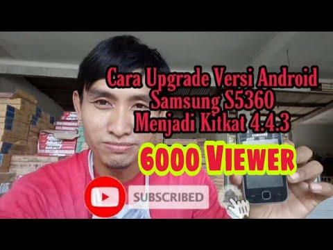 Dalam video dijelaskan tutorial tentang bagaimana cara upgrade firmware android dari jelly bean ke k.