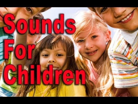 Let your kids start to learn sounds of Animals, Transportation, Musical Instruments and Home Stuff
