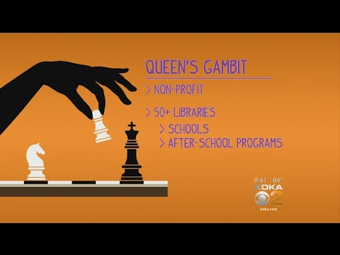 Kidsburgh: Teen Helping Underprivileged Kids By Teaching Them Chess