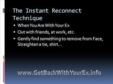 signs your ex wants you back; easy sign your ex wants you back