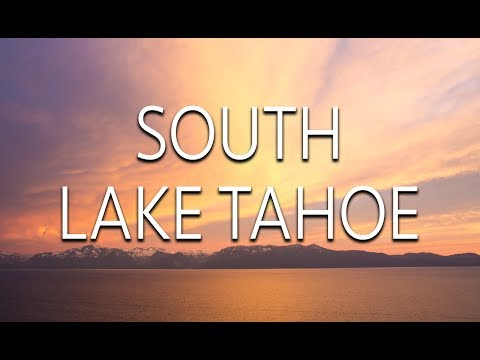 South Lake Tahoe: 3 Days Hiking, Eating & Exploring Waterfalls