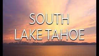 South Lake Tahoe: 3 Days Hiking, Eating & Exploring Waterfalls