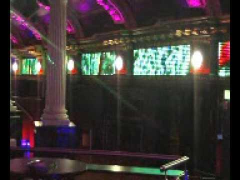 AVL LED Video installation Palace Nightclub Dublin