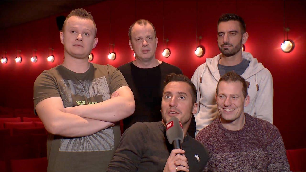 BLISS | Mannschaft - Glanz&Gloria-Bericht - YouTube