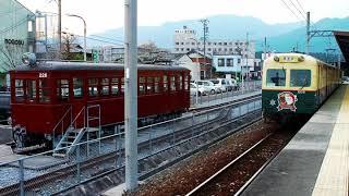 【走行音】モ277 阿下喜→西桑名【北勢線】