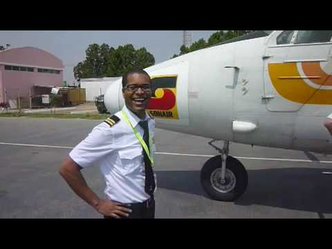 vlog #227 - Flying to Kunene, Angola with Dj Jair as the pilot