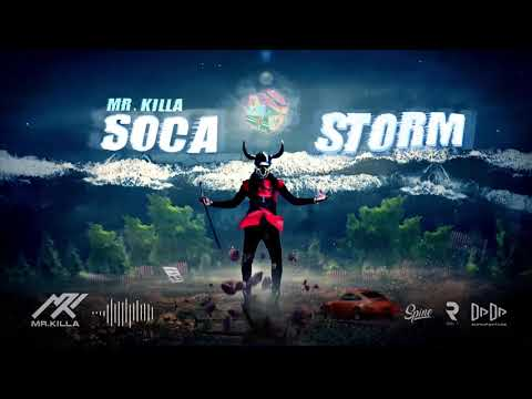 "Mr Killa - Soca Storm ""2020 Soca"" (Official Audio)"